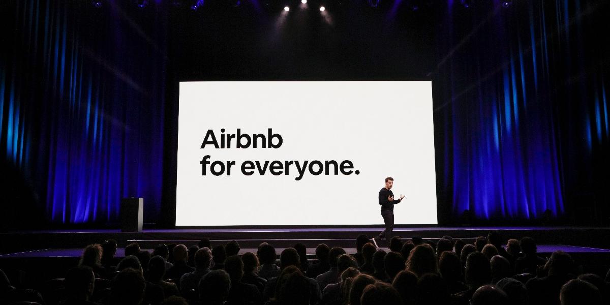 Empresas unicornio - Caso Airbnb