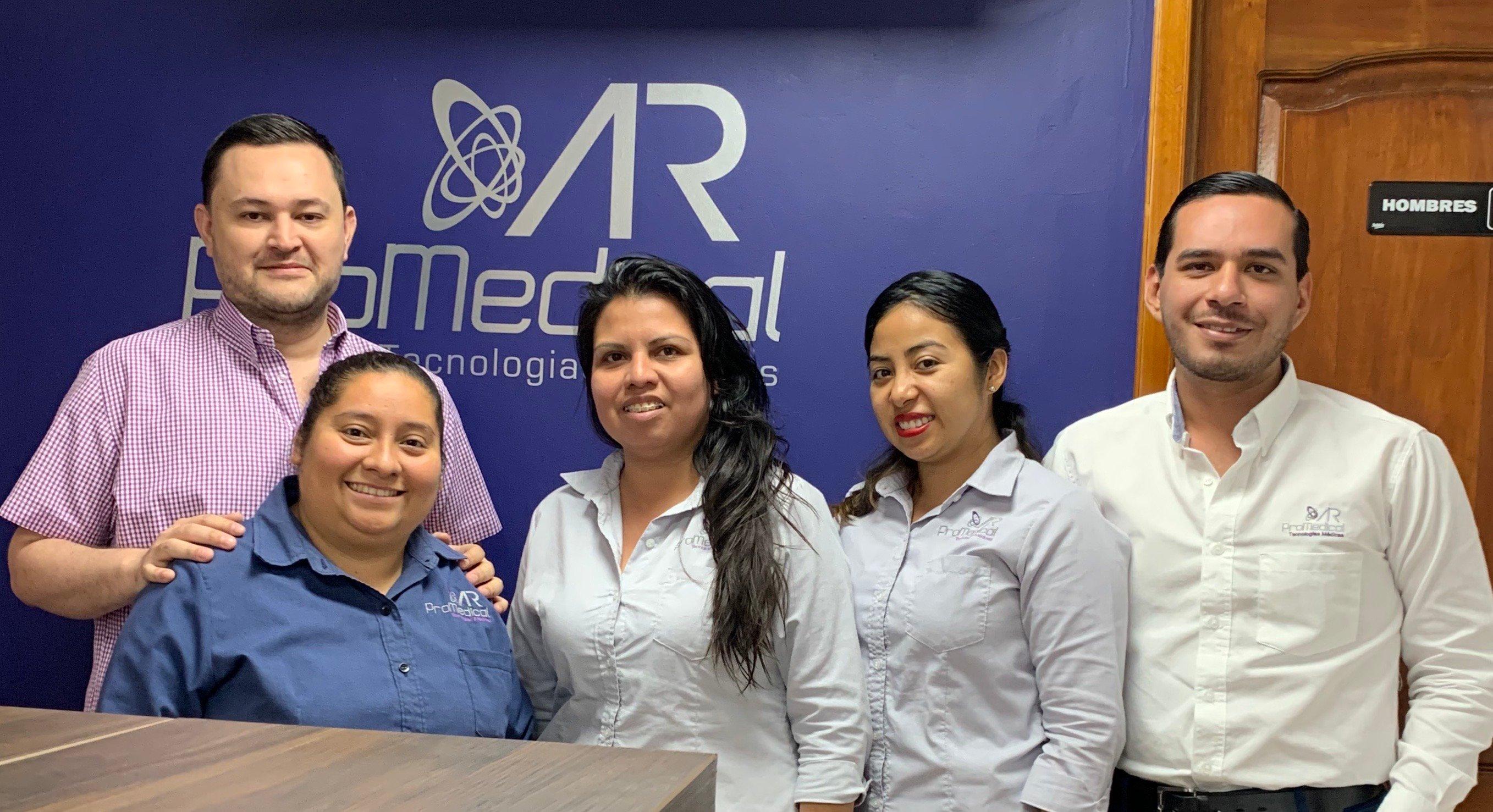 Pro-Medical AR es uno de nuestros Héroes Bind.