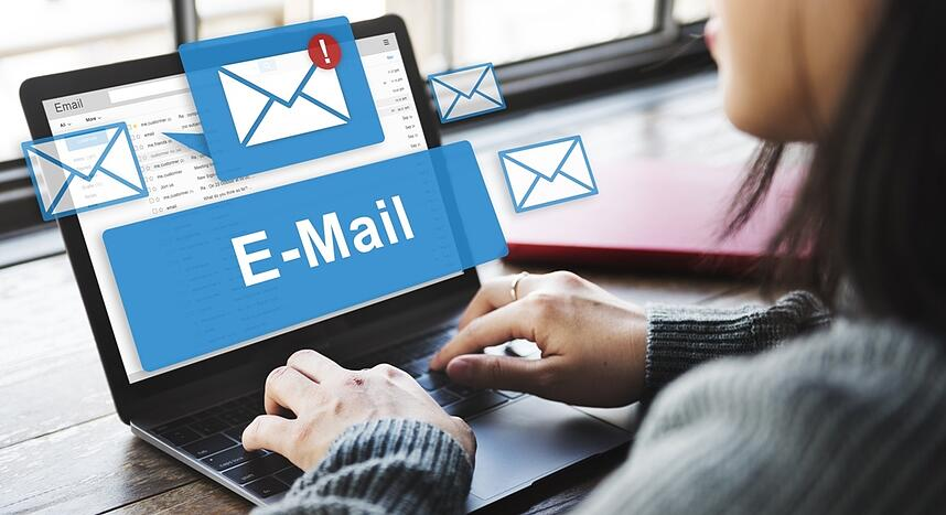 email sistema de cobranza
