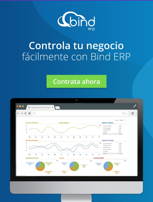 ¡Llegó Hot Sale a Bind ERP!