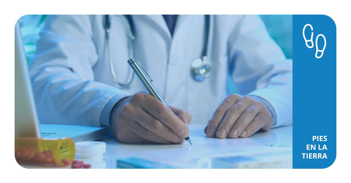 Control y gestión de inventarios de equipo médico